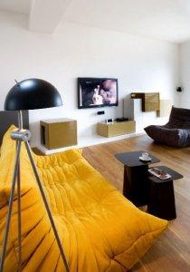 Przestrzeń mniejszych mieszkań